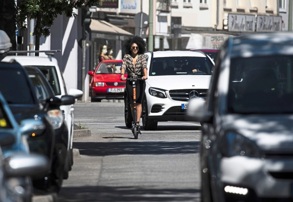 Riding the mobility trend